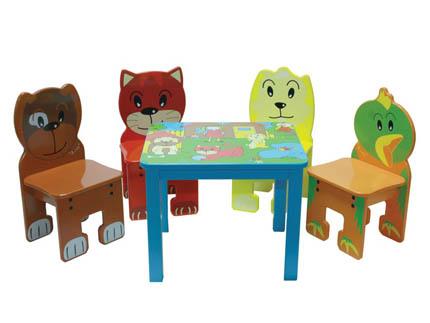 Silla y mesa infantil imagui - Sillas infantiles ...