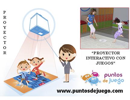 Proyector Interactivo Con 20 Juegos Proyector Interactivo Con 20