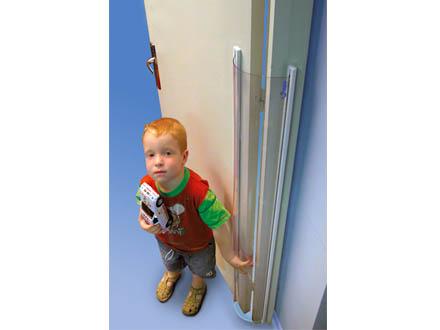 Salvadedos para puertas de abertura 90 seguridad - Puertas de seguridad para ninos ...